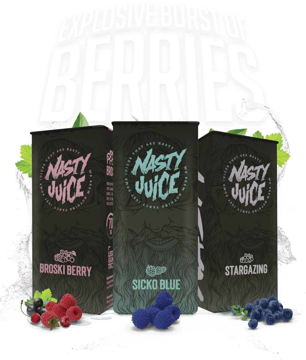 Nasty Berry Series