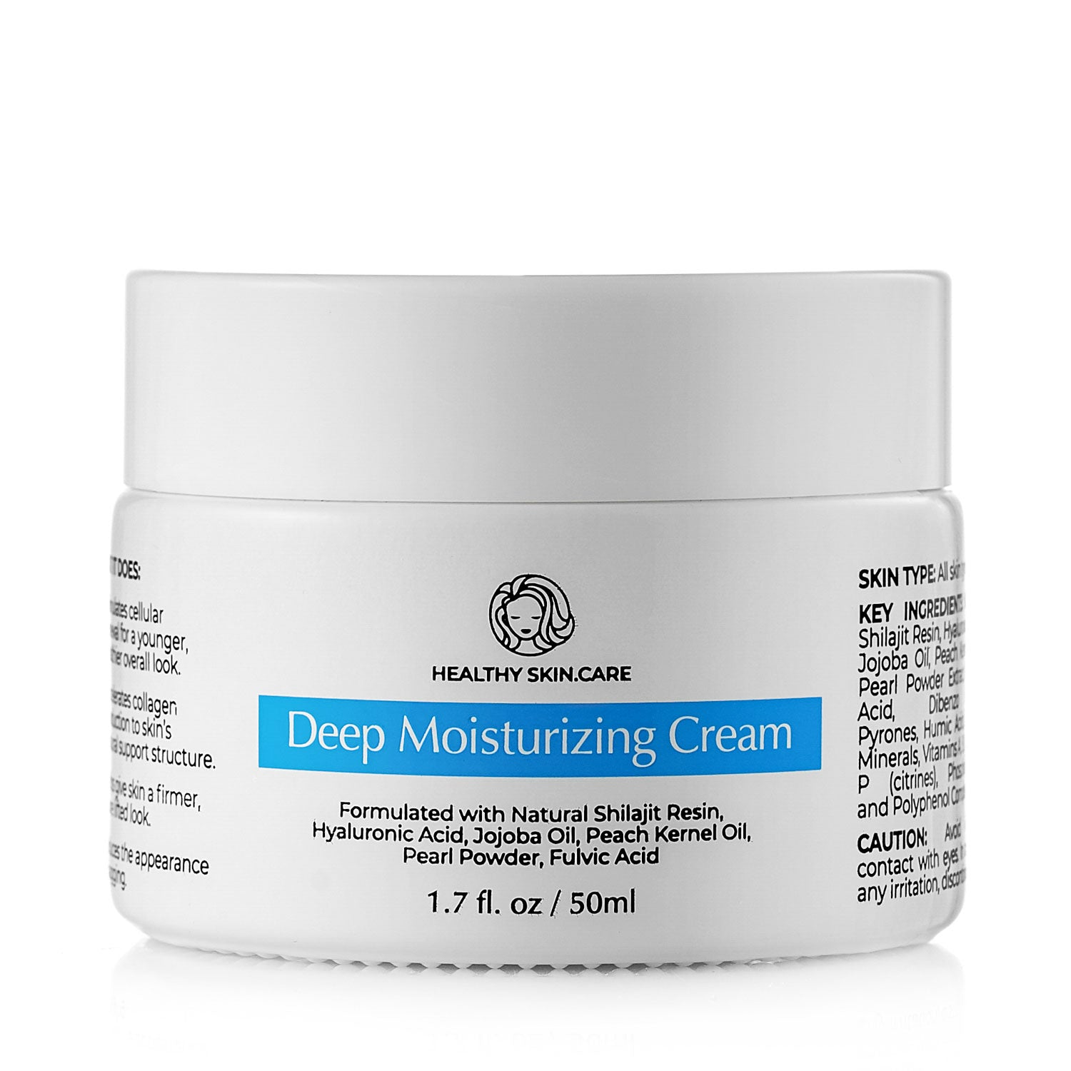 deep moisturizing face cream