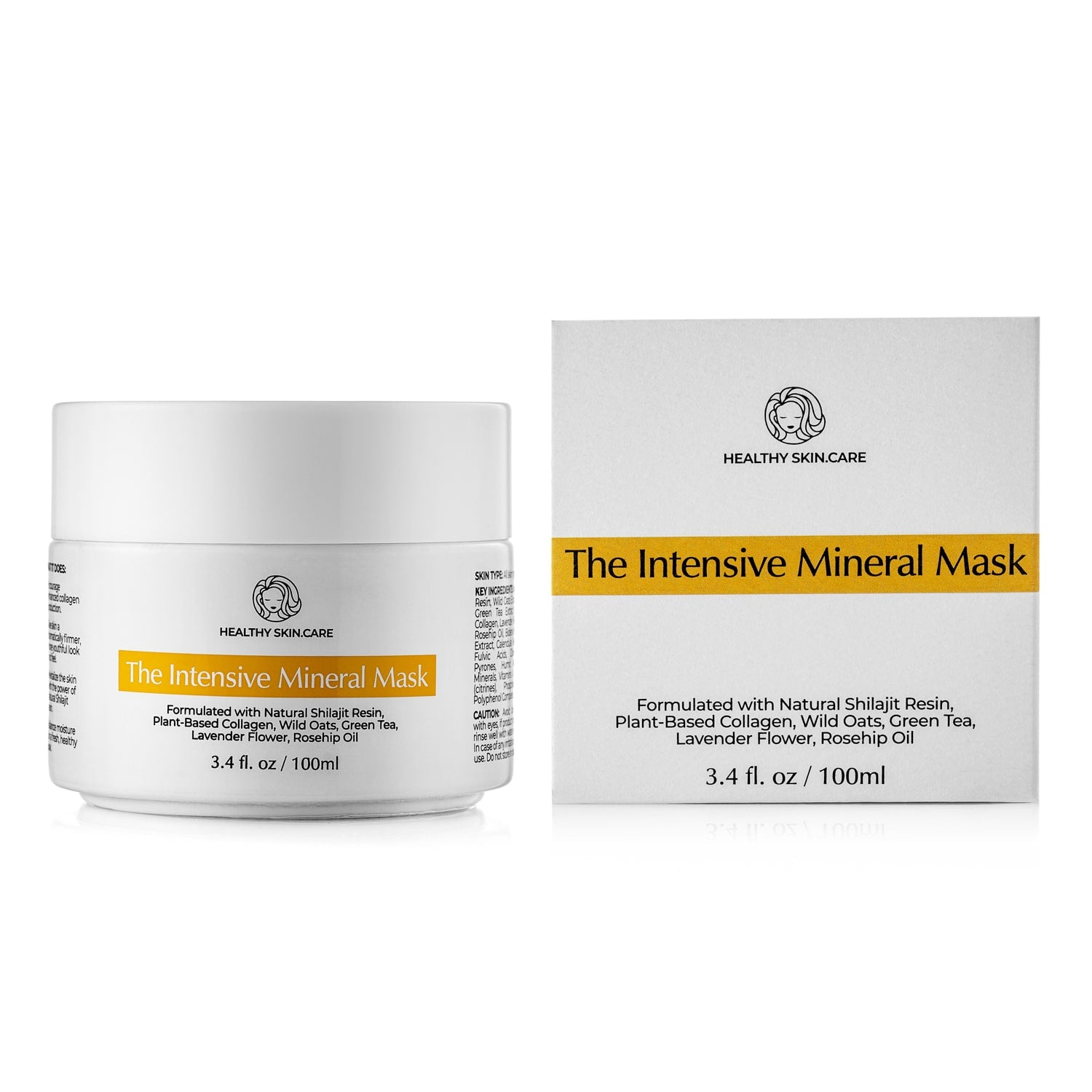intensive mineral face mask