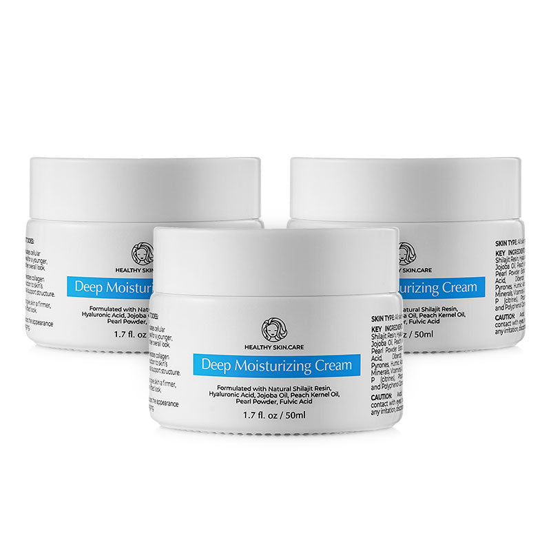 WHOLESALE: 20 x Deep Moisturizing Cream