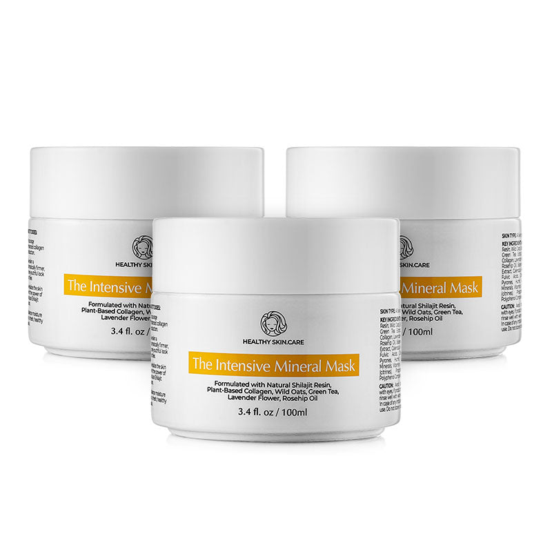 WHOLESALE: 20 x Intensive Mineral Mask