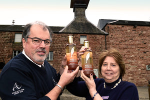 Single Malt Scotch Whisky flows from Annan once again!