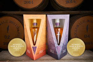 Annandale Distillery scoops two Gold Medals at the Women's Wine and Spirit Awards