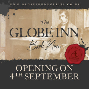 Annandale Distillery's Historic Globe Inn Opens September 4th.