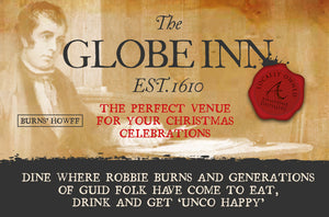 The Globe Inn - The Perfect Venue For Your Christmas Celebrations.