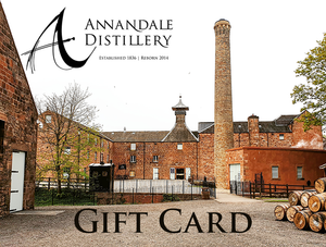 Annandale Distillery Gift Cards - £10, £20, £50 & £100