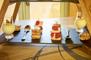 Annandale Distillery - Two Course Prosecco Afternoon Tea for Two