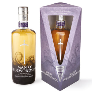 Founders' Selection 2016 - Man O'Sword - Cask 544