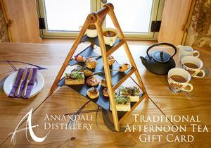 Annandale Distillery - Two Course Traditional Afternoon Tea for two