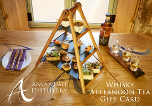 Annandale Distillery - Two Course Whisky Afternoon Tea for Two