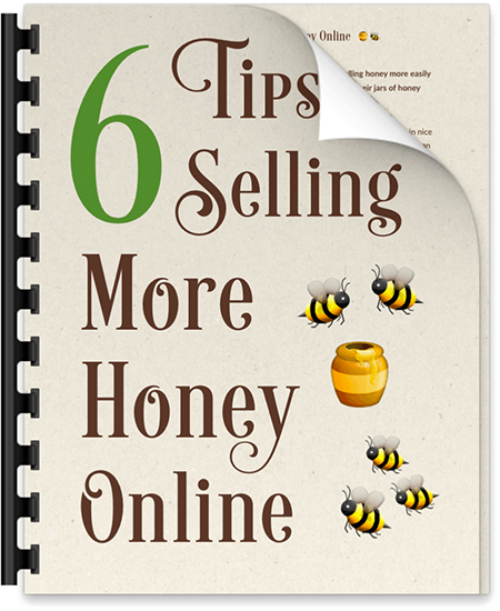 Free Guide: Sell More Honey