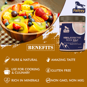Jus' Amazin Natural Peanut Butter - Sweet 'N' Salty (125 gm)