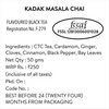 Kadak Masala Chai - Champagne Gold Gift Caddy, 100 gm | 40 cups