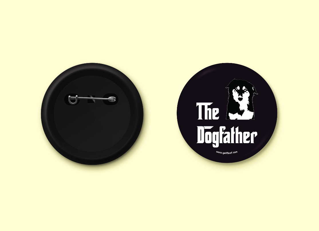 The Dogfather Badge