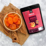 EAT Anytime Mindful Dried Turkish Apricots, 400g