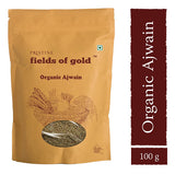 Pristine Fields of Gold Organic Ajwain (100 gm)