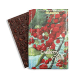 70% Dark Chocolate with Cranberry & Chilli | Pack of 2