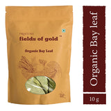 Pristine Fields of Gold Organic Bay Leaf (10 gm)