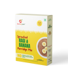 Sprouted Ragi & Banana Porridge Mix -- No Added Sugar, No Preservatives, Gluten-Free -- 200gm