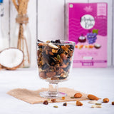EAT Anytime Healthy Trail Mix with Fig & Raisin (Pack of 2x100g)