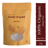 Pristine Fields Of Gold Organic Ragi Flour (1 kg)