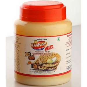 Emkay Lite Interesterified Veg Fat. (Vegan Ghee)