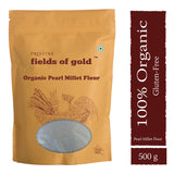 Pristine Fields of Gold Organic Pearl Millet Flour (500 gm)