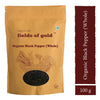 Pristine Fields of Gold Organic  Black Pepper (Whole) (100 gm)
