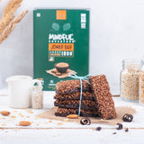 EAT Anytime Mindful Jowar Millet Granola Bars Loaded with Calcium, 300 g (12 x 25g)
