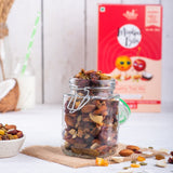 EAT Anytime Healthy Trail Mix with Cranberries & Orange Zest - Pack of 2x100g