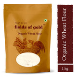 Pristine Fields of Gold Organic Wheat Flour (1 kg)