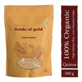 Pristine Fields of Gold Organic Quinoa (500 gm)