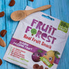 Fruit Forest Real Fruit Gummy Mango Passion Fruit Pack of 3 (3 X 30 GMS )