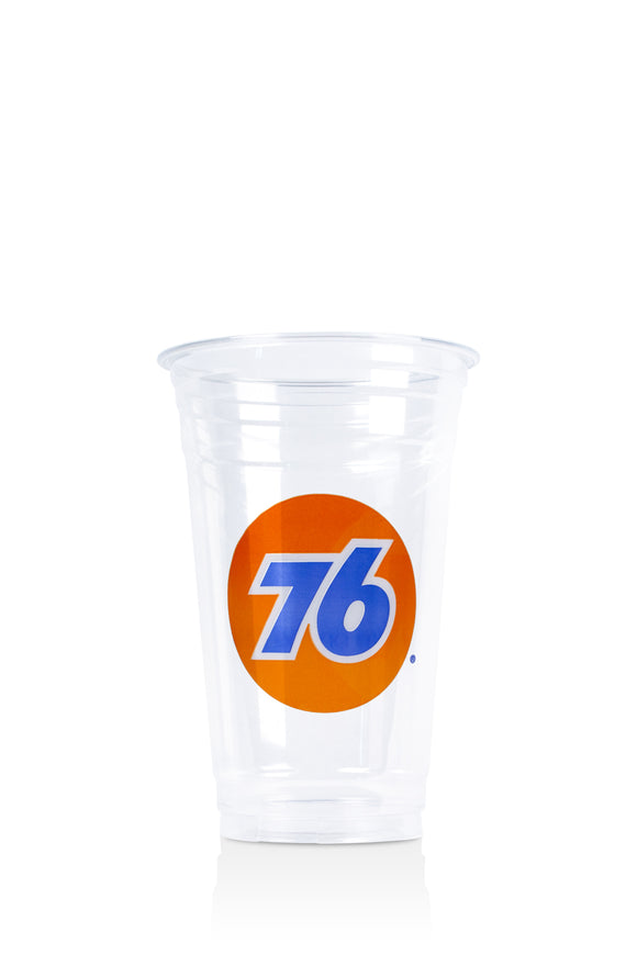 76 PET Plastic 20oz