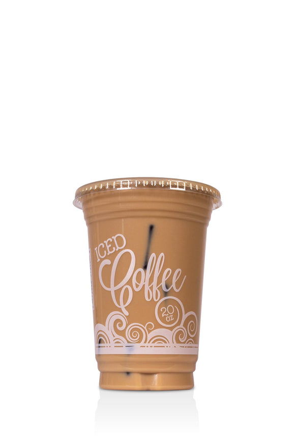 Barista PP Plastic 20oz (Lids Co-Packed)