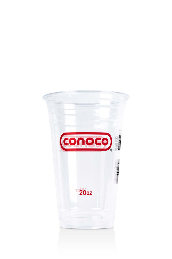 Conoco PET Plastic 20oz