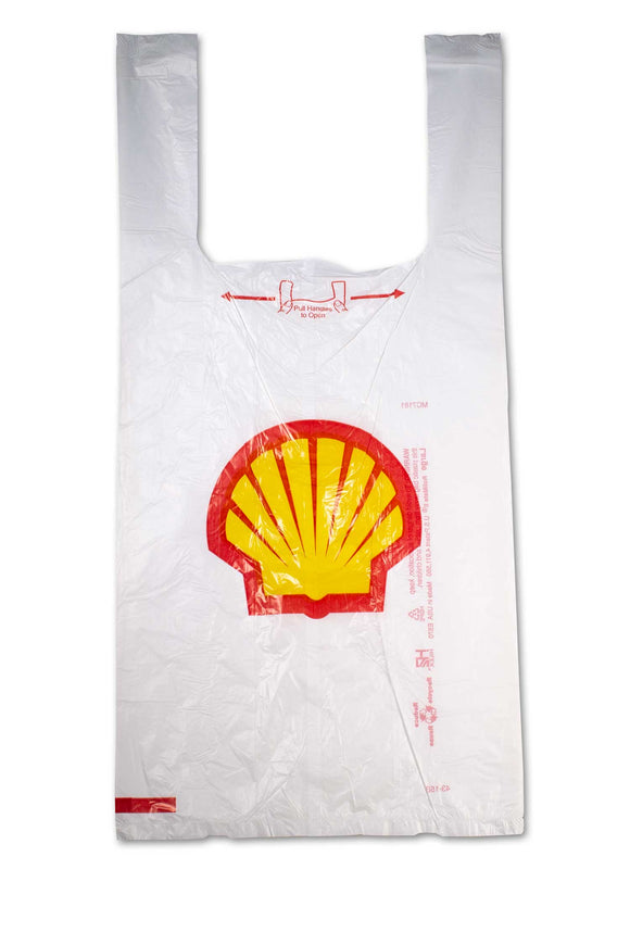 Shell Large Roll Bags