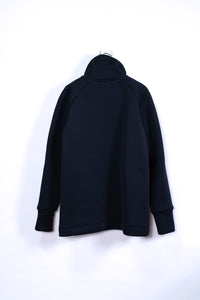 CPP HIGH-NECKED JERSEY / black
