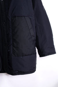 SHELTER COAT / black