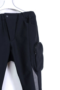 NEURO JOGGER PANTS / black