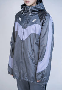 "[先行受注 前金100%] Y2K JACKET :""CELLULAR""model / liquidnavy"