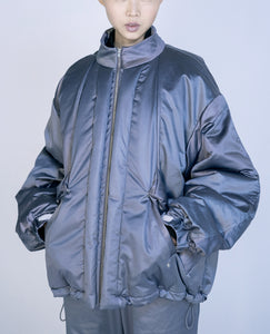 [先行受注 前金30%] SHELTER COAT :short model / liquidnavy