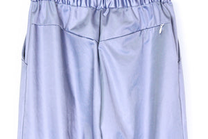 [先行受注 前金100%] Fluid Metal Easy Pants / liquidpurple