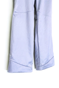 [先行受注 前金30%] Fluid Metal Easy Pants / liquidpurple