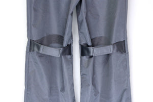 [先行受注 前金30%] Fluid Metal Easy Pants / liquidnavy
