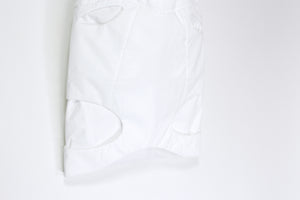 [先行受注 前金100%] 00FORM TIGHT SKIRT / white