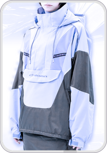 [AVATAR WEAR] Y2K Anorak for VR /ver. Parka