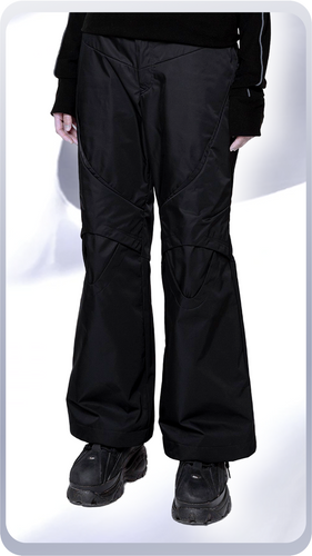 MECHANICALLEGS PANTS / black