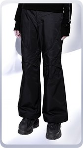 [先行受注 前金30%] MECHANICALLEGS PANTS / black