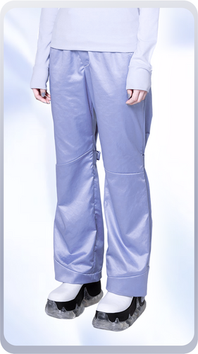Fluid Metal Easy Pants / liquidpurple